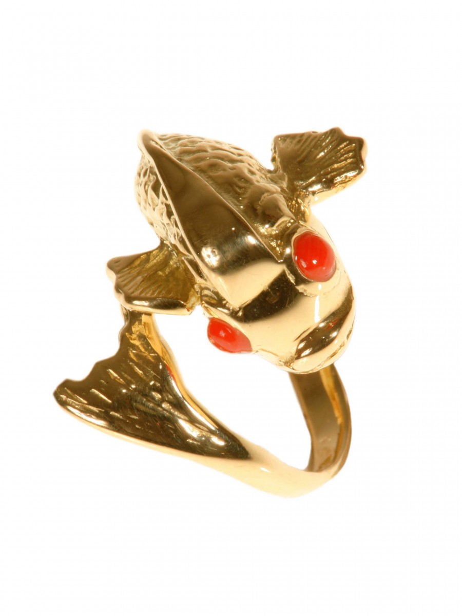 Mythical Fish Ring